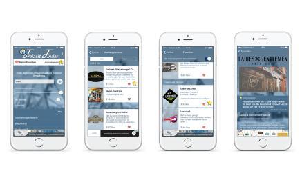 Freizeit finder neu entwickelte app wird zur plattform for Raum gestalten app