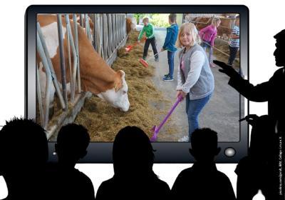 """Landwirte und i.m.a fördern die """"Schule fürs Leben"""""""