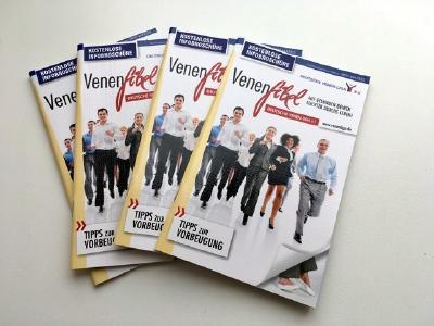 VenenFibel der Deutschen Venen-Liga e.V.