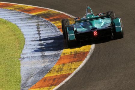 Tom Blomqvist, FIA Formula E Championship, Test, Valencia