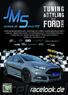 Ford tuning catalog 2016 from jms + new bodykit for Focus ST 3 Facelift