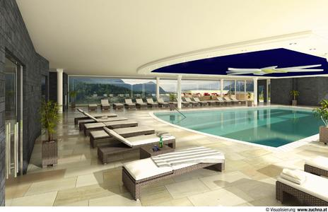 Hotel Edelweiss Schwimmbad