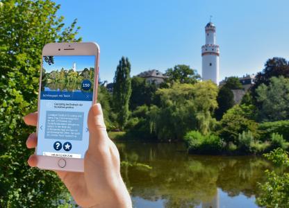 Beispielbilder App-Anwendung