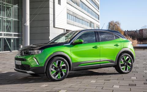 Startbereit: Opel Mokka bei allen Händlern angekommen / Bild: Opel Automobile GmbH
