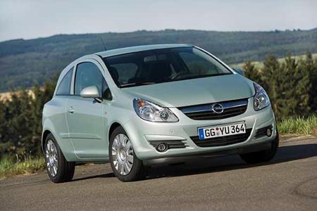 Opel präsentiert Corsa-Hybrid-Konzept