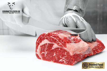 Das DLG TrustedFood Zertifikat bestätigt Gourmetfleisch.de abermals höchste Qualität.