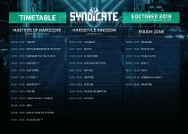Harter Sound bei SYNDICATE