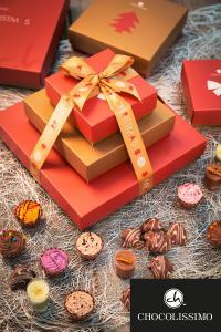 Schokoladengeschenke zu Weihnachten