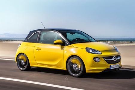 Erfolgreich: Der Opel ADAM hat sich bei den trendigen Kleinwagen durchgesetzt, © GM Company