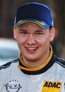 Newcomer: Der 22-jährige Finne Jari Huttunen bestreitet 2017 seine erste Saison als Opel-Werksfahrer