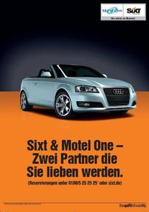 Motel One & Sixt