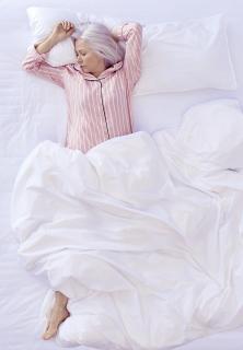 Gesunder Schlaf auf einer individuell passenden Matratze ist ein wichtiger Beitrag zu einer gesunden Lebensweise
