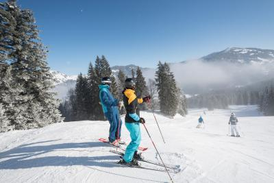 Skifahren in den Hörnerdörfern im Allgäu