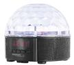 auvisio Mobile Discokugel mit Lautsprecher, Bluetooth, MP3-Player