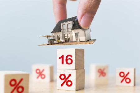 Gerade größere Investitionen ins Eigenheim können sich dank der Mehrwertsteuersenkung nun lohnen