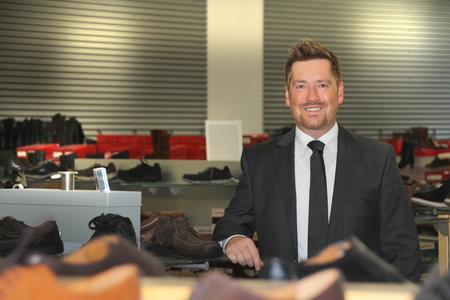 Kay Zimmer, Gründer und Geschäftsführer von schuhplus - Schuhe in Übergrößen