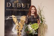 Sie überzeugte Publikum und Jury: Die Mezzosopranistin Vasilisa Berzhanskaya, Gewinnerin der Goldenen Viktoria 2018