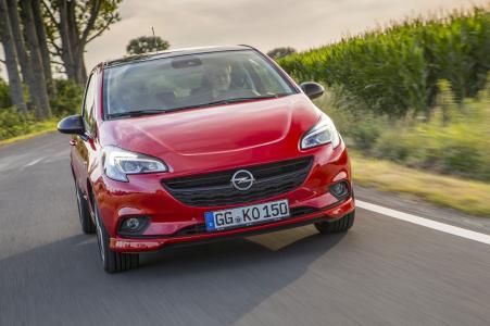 Das Plus an Fahrspaß: Jetzt kommt der neue Opel Corsa S. Der sportliche Alleskönner ist ab 18.400 Euro bestellbar (UPE inkl. MwSt.)