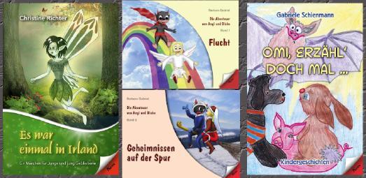 Kinderbuch-Tipps zu Weihnachten: Ein Elfenmärchen und viele Abenteuer mit Trollen, Hexen und sprechenden Tieren