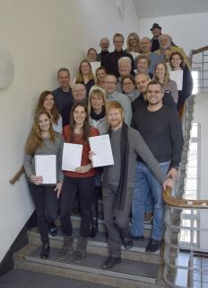 Hochschule Bremen zertifiziert Reiseleiterinnen und Reiseleiter (Foto: Sascha Peschke, Hochschule Bremen)
