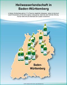 Heilbrunnen in Baden Württemberg