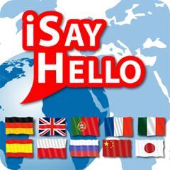 iSayHello für iPhone und Android