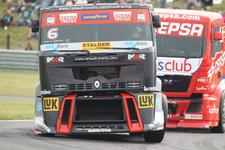 Truckracing: Top-Stimmung bei Renault Trucks in Most