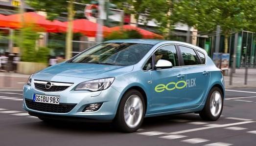 Astra 1.3 CDTI ecoFLEX jetzt mit Start/Stop und nur 104 g/km CO2