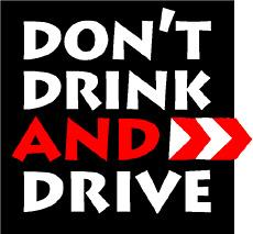 """Don't drink and Drive"""