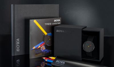 Functional and emotional at the same time in the Bauhaus sense - new TRES colores from BOTTA puts color in the spotlight