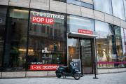 Christmas Pop up Store von Brickspaces im Kö-Bogen in Düsseldorf, credit Brickspaces