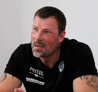 """Robert Andersson: """"Flensburg gehört zu den besten Mannschaften der Welt"""" (Foto: hl-studios, Erlangen)"""