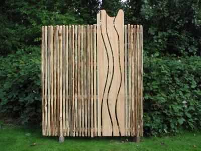 Walden - der Sichtschutz aus Holz sorgt für entspannte Momente mit Familie und Freunden