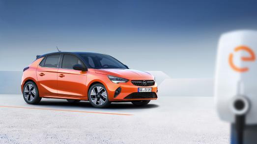 Top-Wirtschaftlichkeit: Opel Corsa-e senkt laufende Kosten deutlich