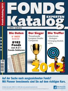 Grosser Fonds-Katalog 2012