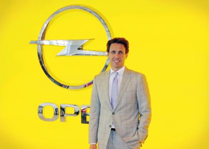 Andreas Barchetti / Opel Automobile GmbH