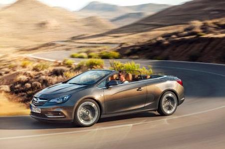 Stil und Eleganz vermittelt das athletische Mittelklasse-Cabrio Opel Cascada, das 2013 auf den Markt kommt. Das neue Cabriolet von Opel ist ein klassischer Viersitzer mit lang gestreckter Silhouette und aufwändig verarbeitetem Qualitäts-Stoffdach
