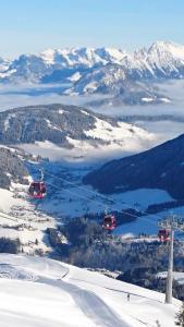 Traumpanorama im Skijuwel Alpbachtal Wildschönau