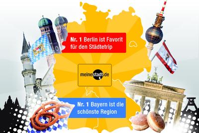 die beliebtesten urlaubsziele in deutschland berlin ist. Black Bedroom Furniture Sets. Home Design Ideas