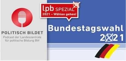 Podcast-Reihe zur Bundestagswahl 2021