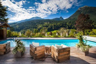 Best Western bietet passende Domizile von den Julischen Alpen bis hin zum Jura-Gebirge in der Französischen Schweiz. Im Bild: Berghotel Rehlegg, Ramsau