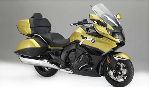 Die neue BMW K 1600 Grand America