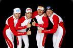Ski Austria fliegt weiter exklusiv im SKINS All-in-One Suit 1