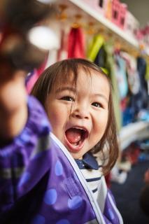 Kindertag ist im kinderzimmer jeden Tag. Aber am 1. Juni ganz besonders.