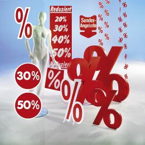 Sale-Helfer. (c) www.dekowoerner.de