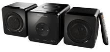"auvisio Micro-Stereoanlage ""MHX-340.USB"" mit CD-Player, AUX, USB"