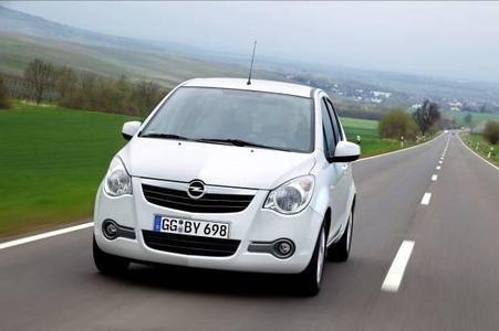 Opel Agila 1.0 ecoFLEX: Zum Modelljahr 2012 mehr Leistung (50kW/68PS) und weniger Verbrauch