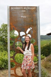Weinkönigin Anna-Maria-Löffler, Quelle: Pfalzwein e.V.