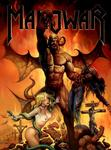 MANOWAR Hell On Earth V available for pre-sale today!