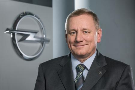 The Head of Opel Sales, Peter Küspert takes over responsibility for Marketing in addition to Sales and Aftersales